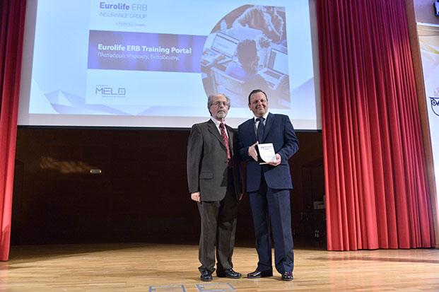 Διάκριση για τη Eurolife ERB στα Education Leaders Awards 2019