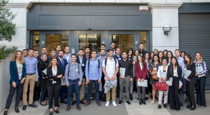 Eurolife ERB: Για 3η φοράδιοργανώνει Business Day για φοιτητές κορυφαίων πανεπιστημίων της χώρας