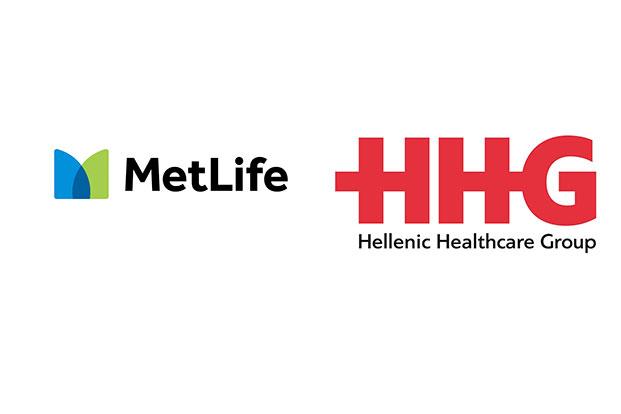 Συμφωνία «κορυφής» Hellenic Healthcare Group και MetLife για την Ελλάδα