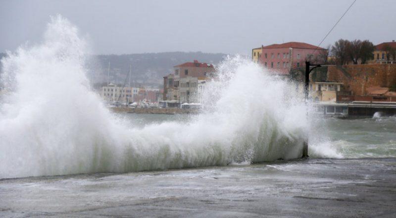 Αποζημιώσεις – ευρωπαϊκές – στις ζημιές της κακοκαιρίας που έπληξε την Κρήτη