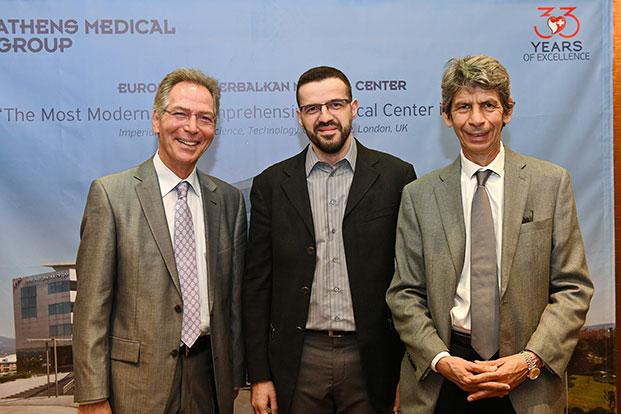 Ιατρικό Κέντρο Αθηνών: Ολοκληρώθηκε με επιτυχία το «Σεμινάριο Εφαρμοσμένης Χειρουργικής του Χεριού & του Άνω Άκρου»