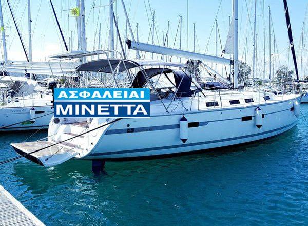 Ασφάλιση σκάφους αναψυχής από τη ΜΙΝΕΤΤΑ