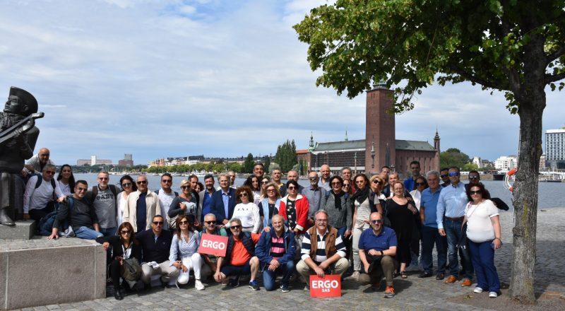 Ταξίδι στη Στοκχόλμη για την ERGO Ασφαλιστική