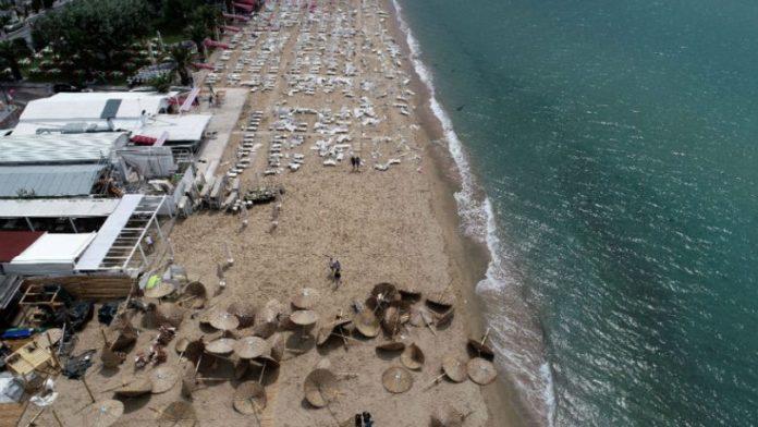 Ανασφάλιστη και η Χαλκιδική με 1.286 ζημιές