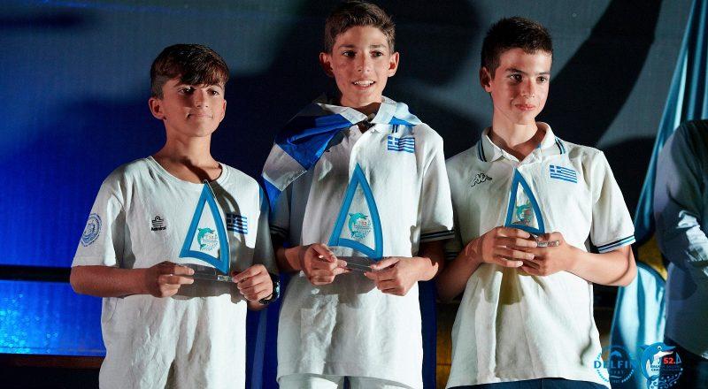 Η Groupama Ασφαλιστική Sailing Team πλέει σε πελάγη επιτυχίας