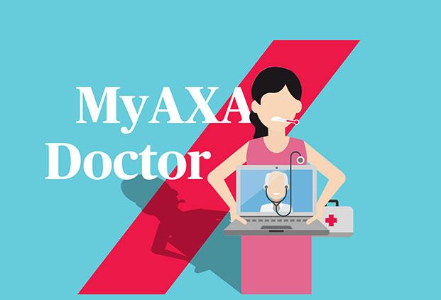 MyAXA Doctor: Νέα καινοτόμα υπηρεσία από την ΑΧΑ