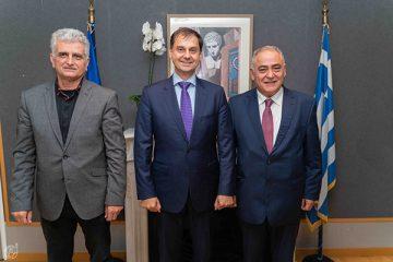 Πρόταση του Ε.Ε.Α. στον Χ. Θεοχάρη για ανάδειξη του ιστορικού κέντρου της Αθήνας & τόνωση του επιχειρείν