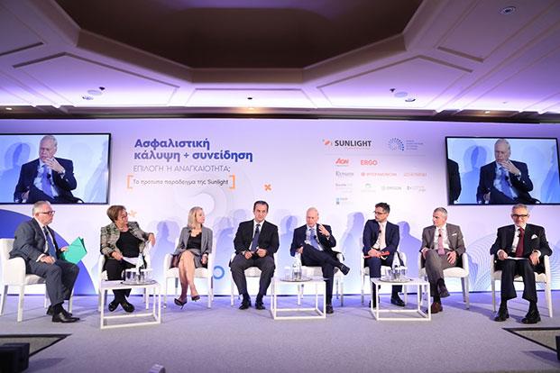 ΕΑΕΕ & Sunlight: Διάλογος για την αξία της ασφαλιστικής κάλυψης των επιχειρήσεων