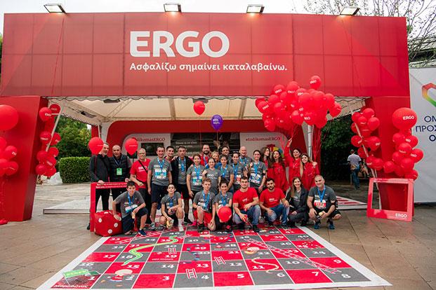 Αυλαία για την ERGO Marathon Expo και τη διοργάνωση του 37ου Αυθεντικού Μαραθωνίου της Αθήνας