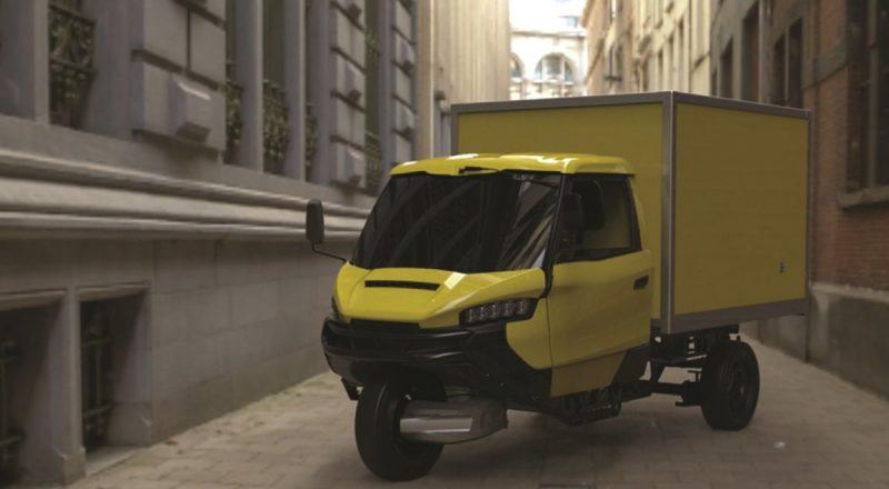 Τα πλεονεκτήματα του πρώτου ηλεκτρικού οχήματος επαγγελματικής χρήσης