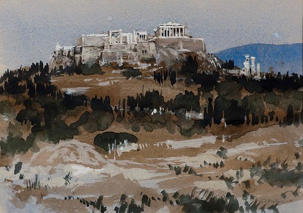 «Ιστορίες της Αθήνας: Έργα από την συλλογή της ΑΓΕΤ» στον χώρο τέχνης «ΣΤΟart ΚΟΡΑΗ»