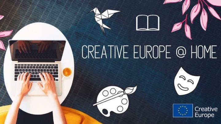 Εγκαινιάζεται η εκστρατεία #CreativeEuropeAtHome από την Ευρωπαϊκή Επιτροπή