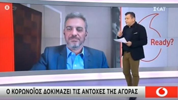 Δ. Γαβαλάκης: Να ελαχιστοποιήσουμε τις συνέπειες της ύφεσης