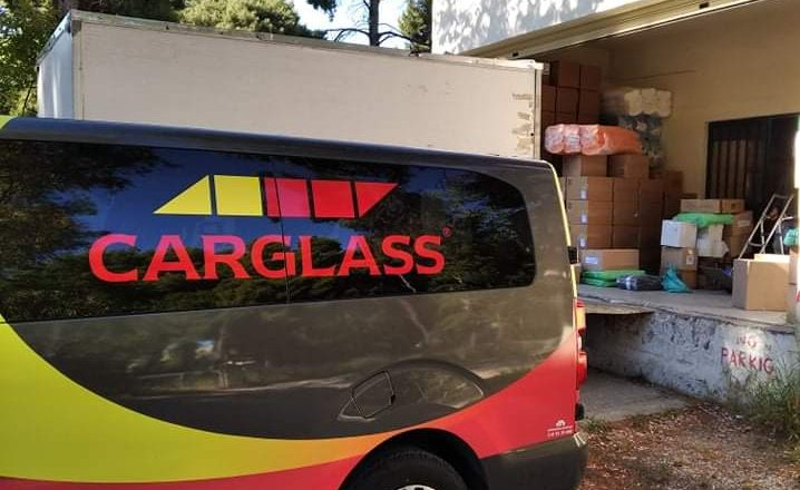 Carglass: Δωρεά υγειονομικού υλικού στο Νοσοκομείο «Η Σωτηρία»