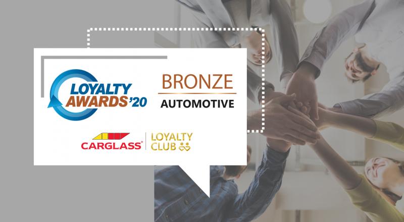 Βραβείo για το Carglass® Club στα Loyalty Awards 2020