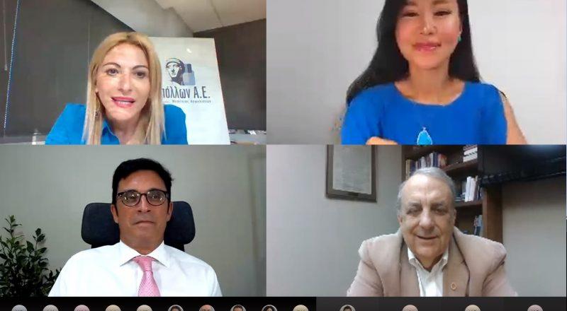 MRΜP Απόλλων: Mentoring από κορυφαίους ομιλητές στους συνεργάτες του δικτύου