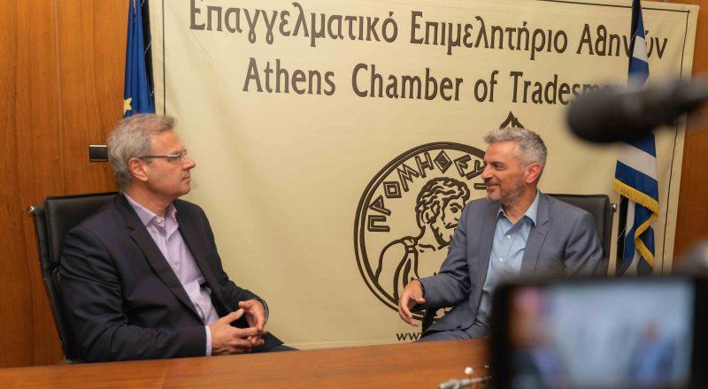 Δ. Γαβαλάκης: ΤΕΑ για ασφαλιστικούς διαμεσολαβητές, δράσεις ΕΕΑ και εξέλιξη των Σωματείων  (VIDEO)