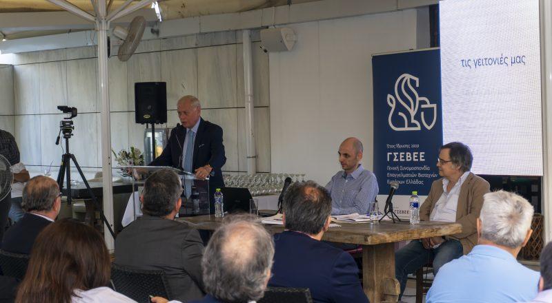 Ν. Μακρόπουλος : Η Αξία των Χρηματοδοτικών Εργαλείων στην Επιχειρηματικότητα