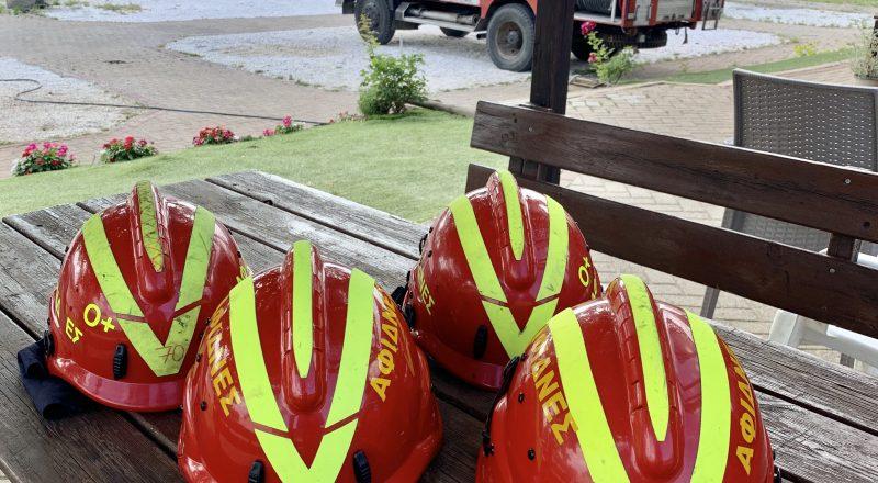 Η INTERAMERICAN διευρύνει τις συνεργασίες στον Εθελοντισμό Δασοπροστασίας και Δασοπυρόσβεσης