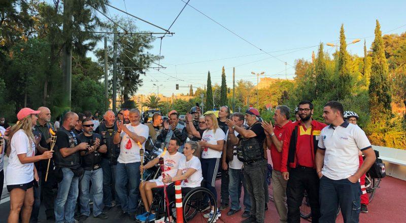 Η INTERAMERICAN χορηγός της εκστρατείας  για την Εθελοντική Αιμοδοσία στη νησιωτική Ελλάδα