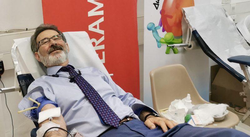INTERAMERICAN και Π.Ο.Σ.Ε.Α. συνεργάζονται για την ενίσχυση της Εθελοντικής Αιμοδοσίας