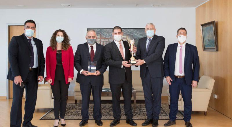 ΕΘΝΙΚΗ: Βραβεύσεις συνεργατών πρακτορειακού δικτύου