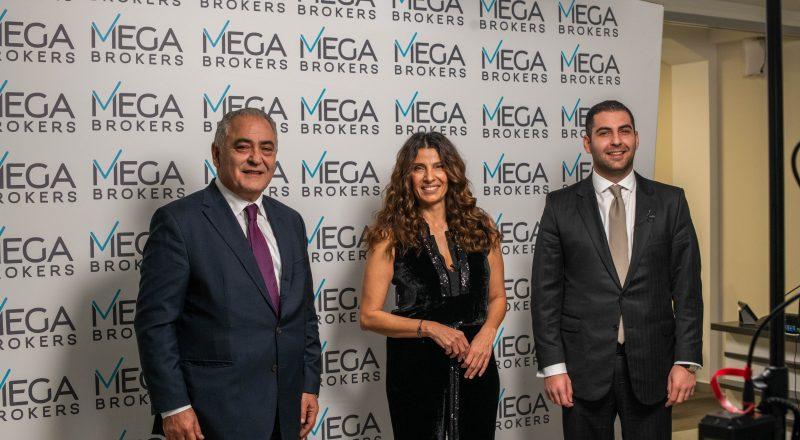 Διαδικτυακό Συνέδριο Βραβεύσεων MEGA BROKERS και η συνέχεια στην επιτυχία της στην ασφαλιστική αγορά !