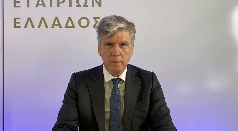 Ο πρόεδρος Αλ. Σαρρηγεωργίου (δήλωση) , τα μέλη του ΔΣ και το νέο προεδρείο της ΕΑΕΕ