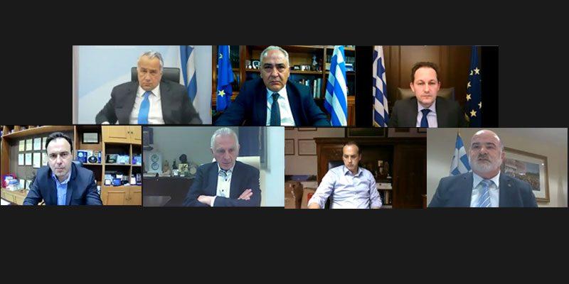 Τριετή παράταση των μισθώσεων ακινήτων του Δημοσίου ανακοίνωσε η ηγεσία του Υπ. Εσωτερικών στην τηλεδιάσκεψη του Ε.Ε.Α.