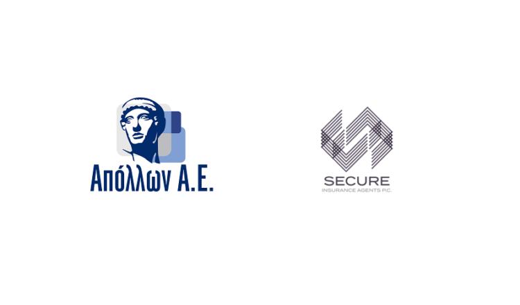 Συνεργασία Απόλλων καιSecureBrokers για νέες σύγχρονες υπηρεσίες ασφαλιστικής διαμεσολάβησης.