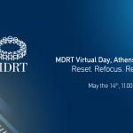 Η ετήσια συνάντηση :  MDRT Athens Virtual Day, May the 14th