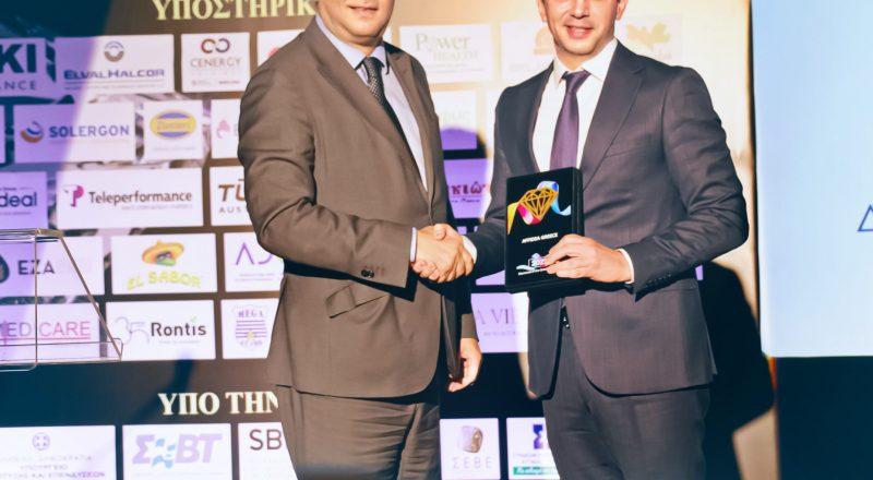 """""""Διαμάντι"""" της Ελληνικής επιχειρηματικότητας η Affidea – Βραβεύτηκε στην εκδήλωση Diamonds of the Greek Economy (video)"""