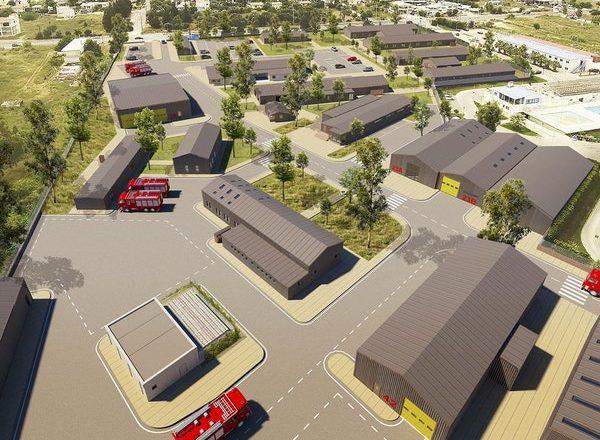Ξεκινά η κατασκευή του νέου Κέντρου Εκπαίδευσης της Πυροσβεστικής Με δωρεά του Ιδρύματος Σταύρος Νιάρχος (ΙΣΝ) 22 Ιουλίου 2021
