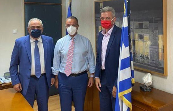 Λύσεις σε θέματα της ασφαλιστικής διαμεσολάβησης στην συνάντηση Ε.Ε.Α. με υπουργό Οικονομικών