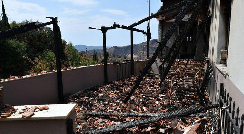 ΕΑΕΕ: Πάνω από €38 εκατ. αποζημιώσεις και 778 ζημιές από τις πυρκαγιές  του Αυγούστου