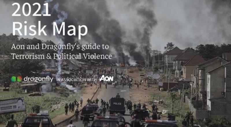 «Χάρτες κινδύνου» της Aon για το 2021 και πως «αγγίζουν» ασφαλιστικές, κοινωνία και παγκόσμια οικονομία