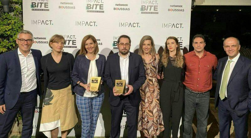 Διπλή διάκριση για την ERGO Ασφαλιστική στα Impact BITE Awards 2021