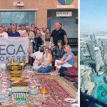 Ταξίδι επιβράβευσης στο Ντουμπάι για τους συνεργάτες της Mega Brokers