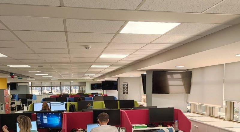INTERAMERICAN: Το Contact Center της  εξυπηρετεί 4.140 πελάτες καθημερινά!