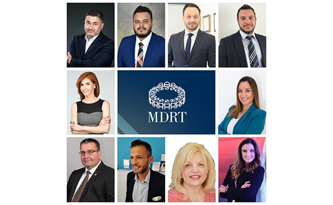 MDRT: Οι 10 της νέας Επιτροπής Επικοινωνίας Μελών