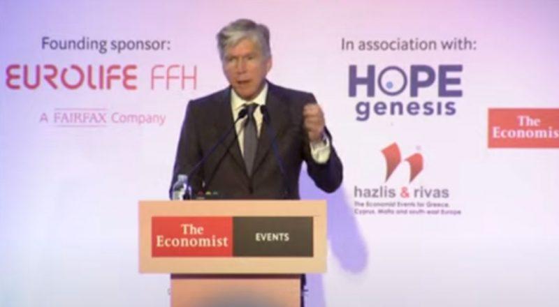 Αλ. Σαρρηγεωργίου: Να δοθούν κίνητρα στους νέους να διαμορφώσουν το συνταξιοδοτικό τους μέλλον